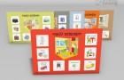 Poznawanie domowych pomieszczeń - pomoc edukacyjna
