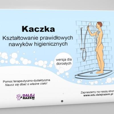 KACZKA  ‒ kształtowanie prawidłowych nawyków higienicznych (wersja dla dorosłych)