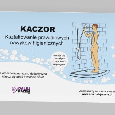 KACZOR – kształtowanie prawidłowych nawyków higienicznych (wersja dla osób z zespołem Aspergera)
