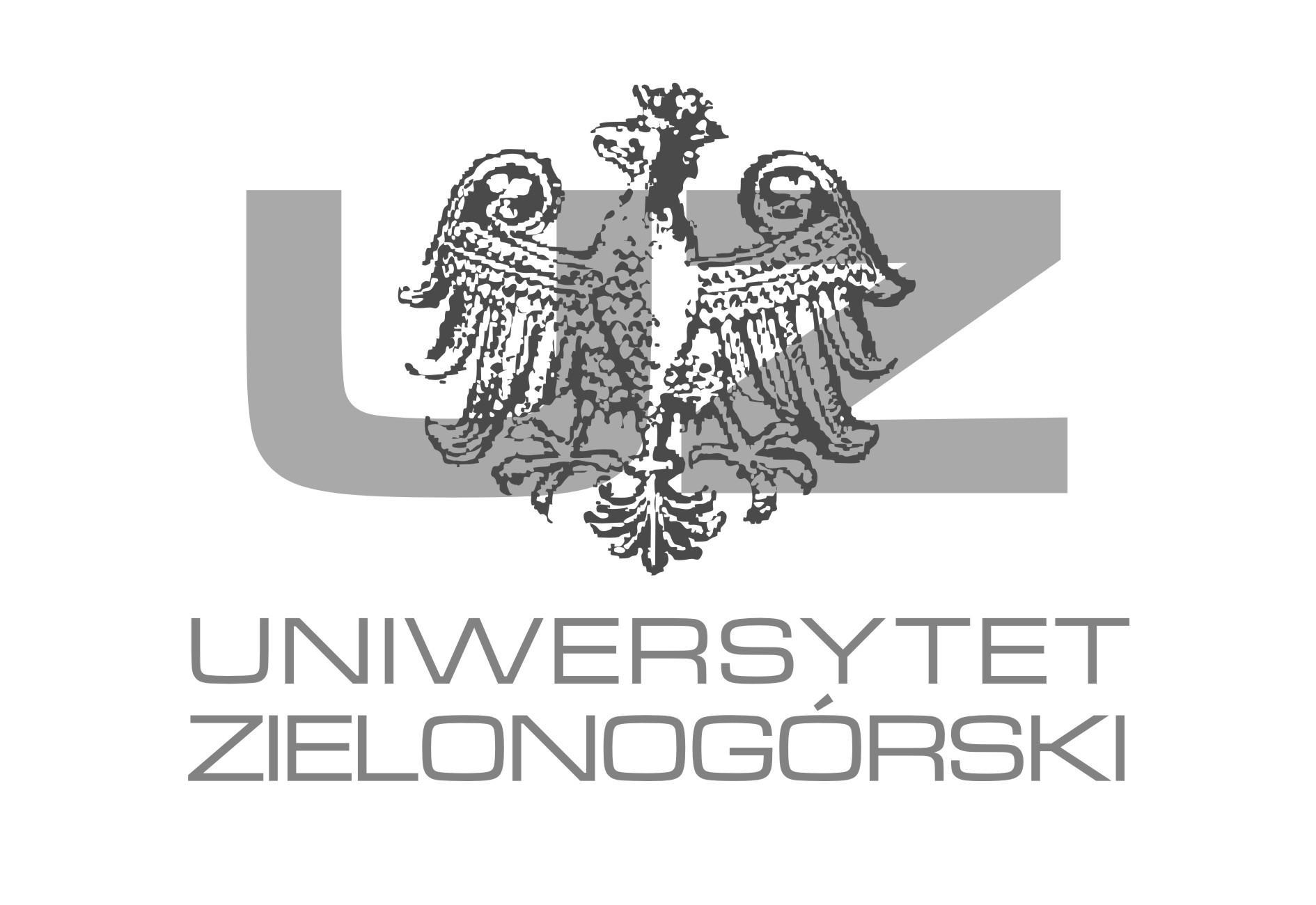 logo Uniwersytetu Zielonogórskiego